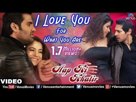 I Love You For What You Are Full Video Song | Aap Ki Khatir | Priyanka Chopra, Akshaye Khanna |