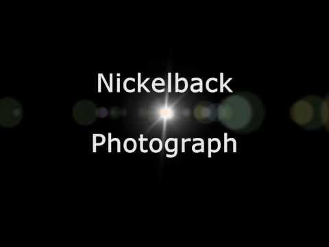 Nickelback - Photograph (Lyrics, HD)