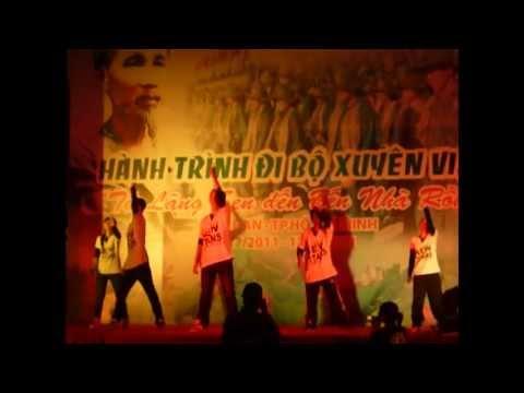Newtitans| Hành trình xanh 2011 - Hip hop dance