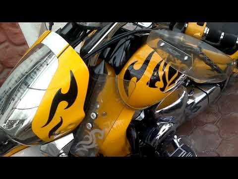 Реальный уровень бензина в баке и данные датчика уровня топлива на Suzuki M109R / VZR1800 / M1800R.