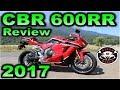 Nueva Honda CBR 600 RR  2017| Review | LA ULTIMA DE LAS MOTOS 600 DE HONDA ?  Blitz Rider