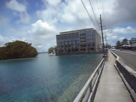 Palau, Koror to Malakal