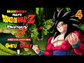 Dragon Ball Z Budokai 3 HD Goku Story B P4