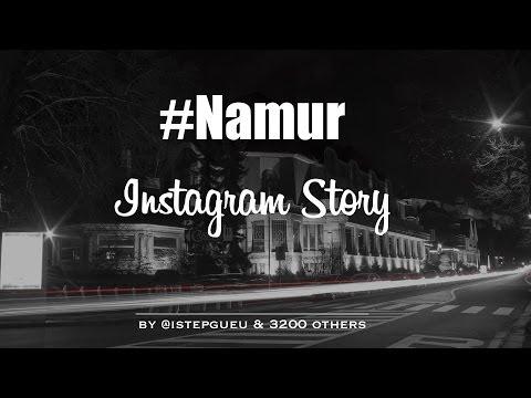 """#Namur - """"Instagram Story"""" - Stéphane Gueulette et Thomas Lecomte"""