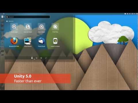 Unity 5.0 in Ubuntu 12.04