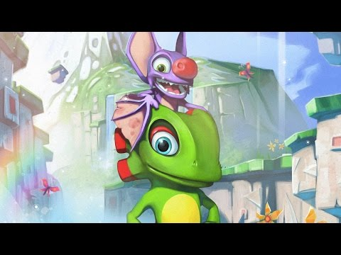 Yooka-Laylee Review Discussion - IGN Plays Live