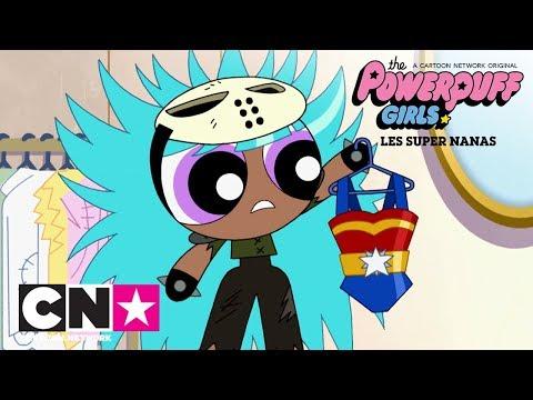 Le costume de Super-Héroïne   Les Super Nanas   Cartoon Network