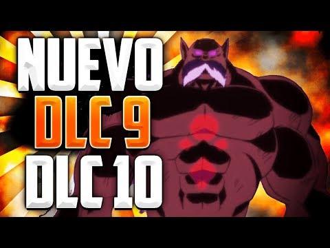 😱¡¡SE FILTRA EL DLC 10 y OFICIAL TODA LA INFO del DLC 9!!😱 Dragon Ball Xenoverse 2