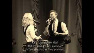 Video Liene Šomase un Jānis Moisejs - Podziņa un diedziņš download MP3, 3GP, MP4, WEBM, AVI, FLV Oktober 2018