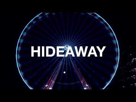 New Arcades - Hideaway (Official Lyric Video)