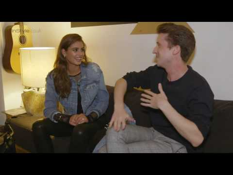Taylor Hill's McDonalds Order & Hanging With Cindy Crawford