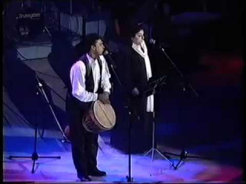 """MERCEDES SOSA Y JAIRO 'Antiguo dueño de las flechas"""" (Indio Toba) en VIVO"""
