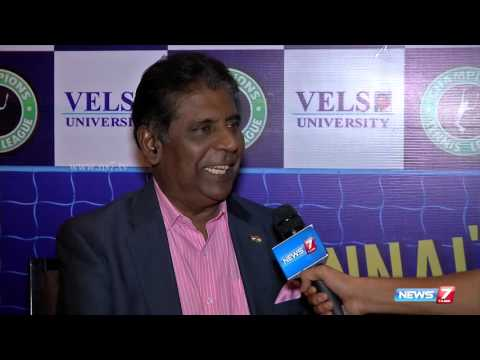 Interview with Vijay Amritraj, Former Tennis Player | News7 Tamil