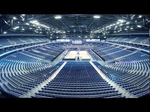 Mercedes Benz Arena 2016 - Arena Service