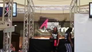 Audition America August 7, 2013 West ridge Mall Topeka KS