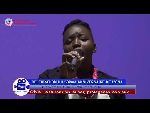 HYMNE DE  L'ONA HAITI  (OFFICE NATIONAL D'ASSURANCE VIEILLESSE )