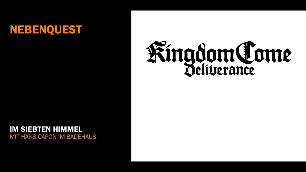Kingdom Come Deliverance Im Siebten Himmel Bug