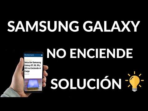 Qué Hacer si tu Samsung s8 s7 s6 No Carga ni Enciende   Solución