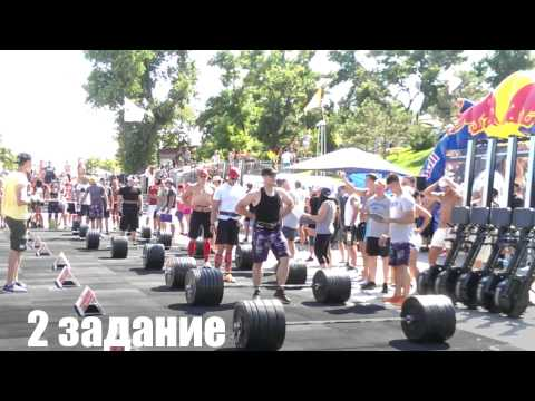 18.07.2015 соревнования в Одессе от CrossFit Marine Bay