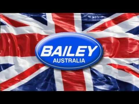 Bailey Caravans HOT Deals At Sydney Caravan & Camping Supershow 2013