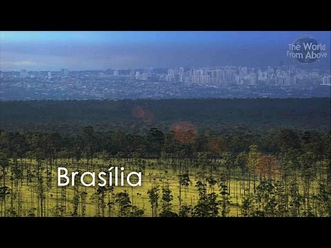 Welcome to Brasilia - Brazil's Capital City from Above in Hi