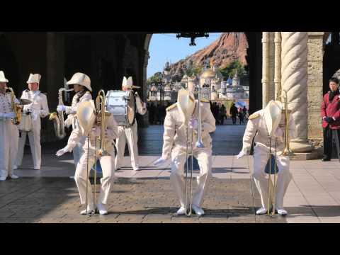 South Rampart Street Parade : Tokyo DisneySEA Maritime Band