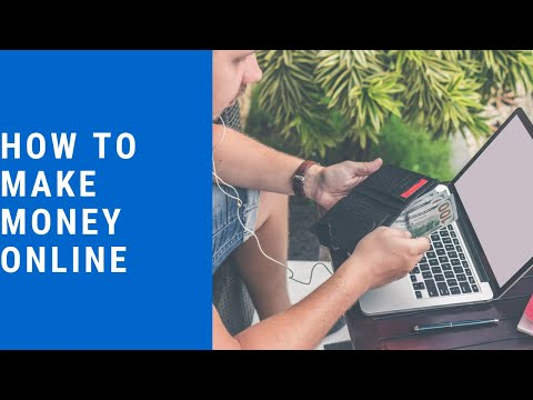 EASIEST WAY TO EARN MONEY ONLINE thumbnail
