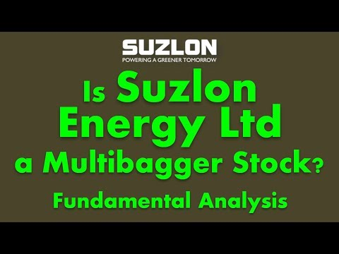 Suzlon Energy Limited Fundamental Analysis | What went wrong with Suzlon and its Future
