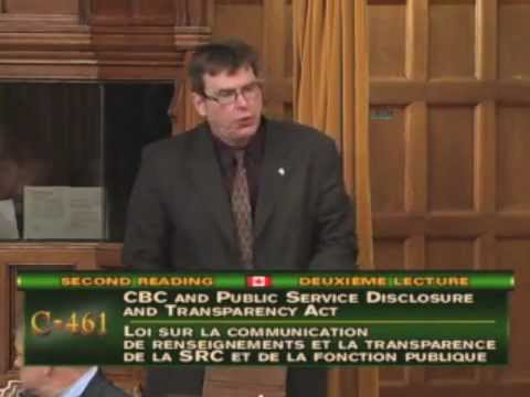 Conservative MP takes aim at CBC