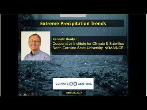 Extreme Precipitation Trends