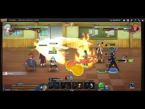 Naruto Online Ranked Arena Journey 3 Download