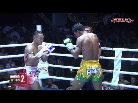 YOKKAO 5 KO Bonus: Saenchai PKSaenchaiMuayThaiGym vs Singdam Kiatmoo 9 FULL-HD