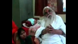 YOGESH SAXENA DISCUSS GAYATRI MANTRA POWER WITH SACCHA BABA JI