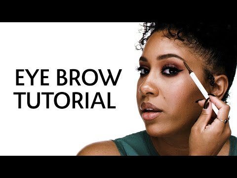 Brow Tutorial for Beginners | Sephora thumbnail
