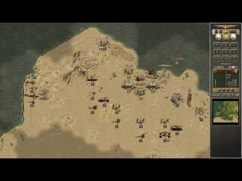 Panzer Corps Europe Mod - Gigantische Karte #1