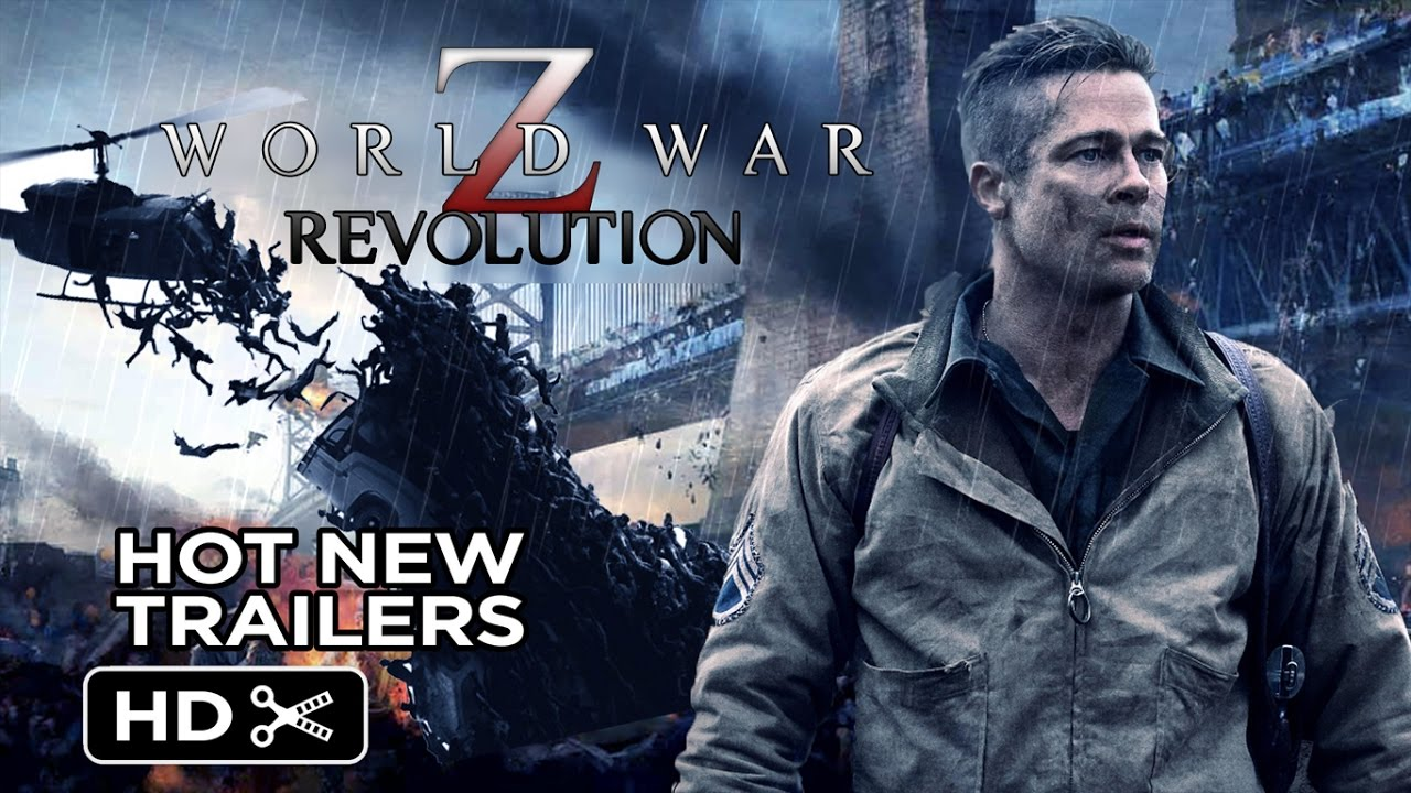 World War Z 2 Revolution - Official Trailer 2017 Movie HD - YouTube