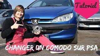 Comment changer un comodo [spécial Peugeot - Citroën] ?