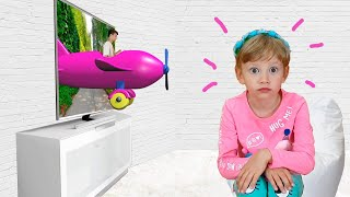 Alena VS harmful insects best series for kids