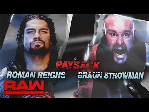 Thumbnail: A look back at the destructive rivalry between Roman Reigns and Braun Strowman: Raw, April 24, 2017