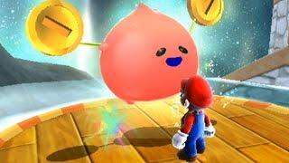 Super Mario Galaxy 2 Walkthrough - Part 11 - Cosmic Cove Galaxy