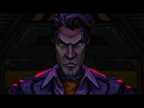 SFMHandsome Jack and Angel