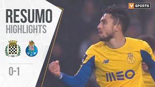 Highlights   Resumo: Boavista 0-1 FC Porto (Liga 19/20 #11)