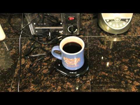 Mr. Coffee Mug Warmer Product Review