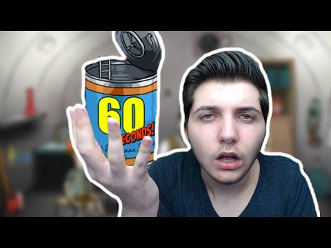 AÇLIKLA BAŞA ÇIKMAK!! - 60 Seconds
