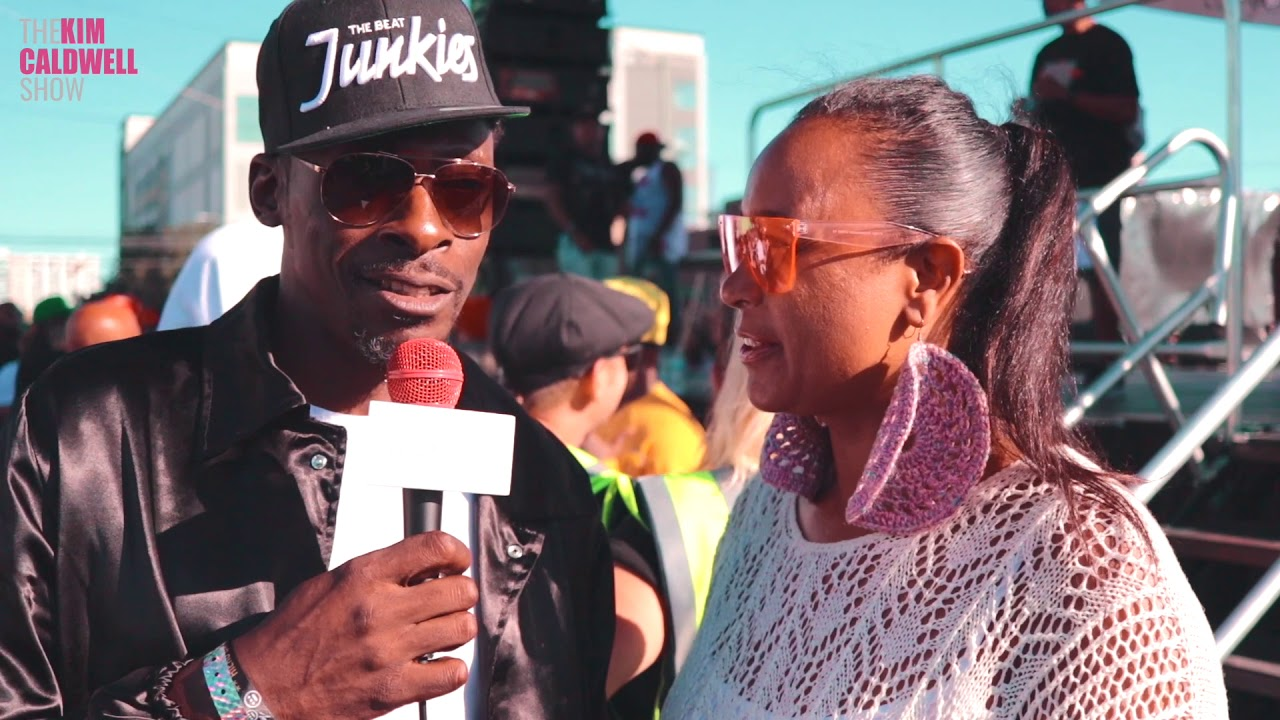Hiero Day Interview with PeteRock - Kim Caldwell Show