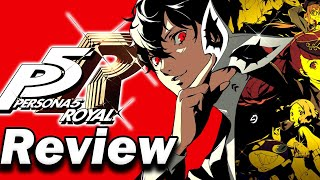 Persona 5 Royal Review | PlayStation 4 (Video Game Video Review)