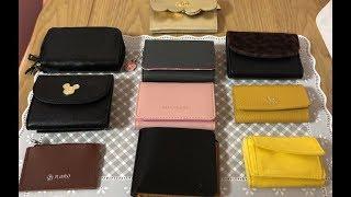 雑誌付録にはまったここ数年に買ったミニ財布のコレクションです。(*^o^...
