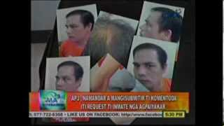 BANGUED, ABRA - Alleged torture at Abra Provincial Jail (APJ)