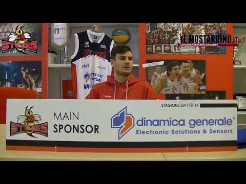 Pre-partita di Alma Trieste - Stings Mantova con coach Lamma e Marco Timperi
