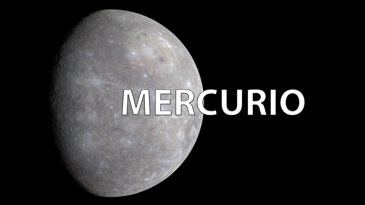 El Sistema Solar I Mercurio